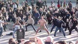 Download Flash Mob Haka Trafalgar Square London 2012 Video