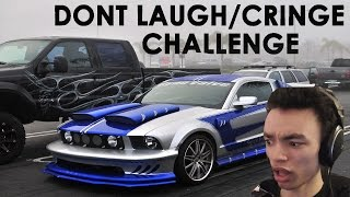 Download TRY NOT TO LAUGH/CRINGE CHALLENGE (Petrolheads Version) #4 Video