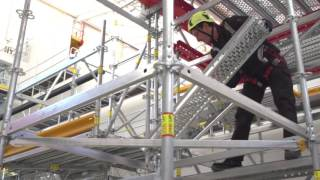 Download Movable Suspended Scaffolding Video