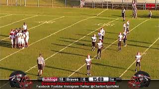 Download 2019 Football Bethune Braves host Ware Middle Spring Game Video