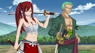 Download Erza vs Zoro Video