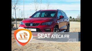 Download Seat ATECA FR 2018 / Al volante / Prueba dinámica / Review / Supermotoronline Video