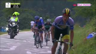 Download Roglic a TDF Podium Contender- Tour of Slovenia Stage 4 Highlights Video