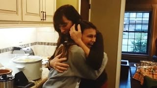 Download Thanksgiving Surprise Homecoming Compilation [NEW] Video