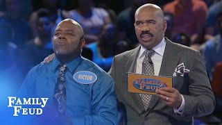Download The MONEY TEAM is BACK! | Family Feud Video