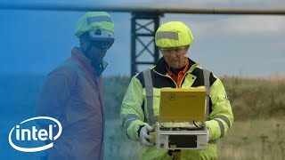 Download Intel Falcon 8+ Drone transforms inspections conducted in the oil and gas industry | Intel Business Video