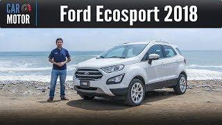 Download Ford Ecosport 2018 - ¿Qué tanto ha mejorado? Video