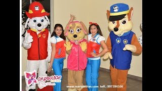 Download Shows Infantiles PAW PATROL Video