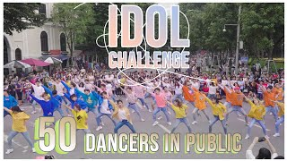 Download [KPOP IN PUBLIC COLLABORATION] #IDOL CHALLENGE- BTS dance cover by Oops!crew, B-wild&FG from Vietnam Video