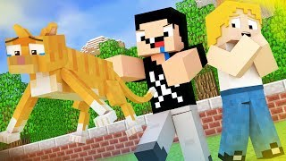 Download Cat Life - Minecraft Animation Video