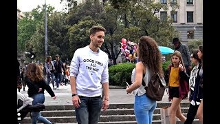 Download Incredible cute girl! - The Magic Moment in Daygame Video