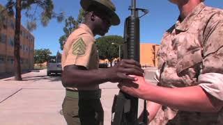 Download USMC DRILL INSTRUCTORS DESTROY RECRUITS! Video