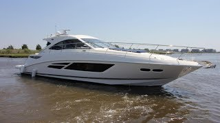 Download 2017 Sea Ray Sundancer 510 Yacht For Sale at MarineMax Somers Point Video