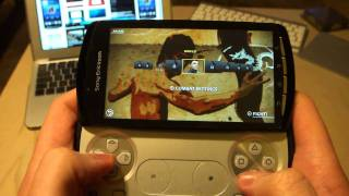 Download Sony Ericsson Xperia Play Review Video