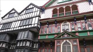 Download A brief tour of some of the historic sights of Exeter. Video