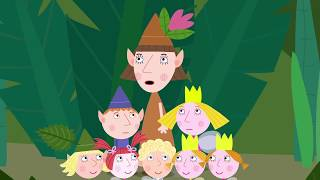Download Ben and Holly's Little Kingdom   Dinosaur Special!   1 Hour Compilation   HD Cartoons for Kids Video