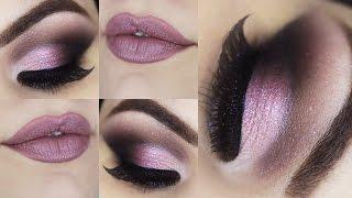 Download Maquiagem com Efeito Profissional - Makeup Tutorial Cut Crease Outubro Rose Video