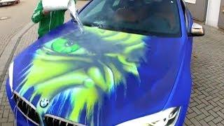 Download Top 5 color changing car/heat sensitive car paint Video