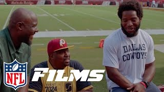 Download Alfred Morris' Special Bond with his Stadium Fam: Football is Family | NFL Films Presents Video