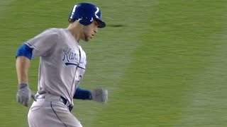 Download KC@NYY: Hosmer crushes his first career homer Video
