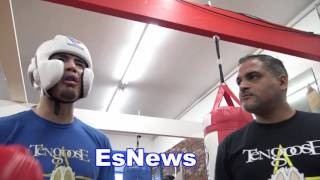 Download brandon rios how he went down from 190 to 150 EsNews Boxing Video