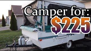 Download $225 Salvage CAMPER from Copart Video