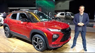 Download Is the 2021 Chevy Trailblazer RS a major LETDOWN? Video