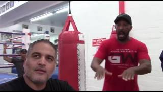 Download ricky funez betting everyone over mikey garcia vs adrien broner fight EsNews Boxing Video