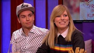 Download Dylan en Marit willen de positieve kracht van social media laten zien - RTL LATE NIGHT Video