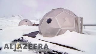 Download 🇮🇸 Turning CO2 into stone in Iceland - earthrise Video