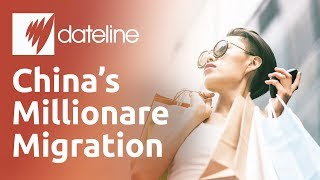 Download The cost of China's millionaire migration Video