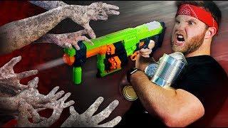 Download NERF Zombie Apocalypse Challenge! Video