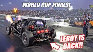 Download Leroy the Savage at World Cup Finals 2019!!! **EXTREME Bald Eagles ALERT** Video
