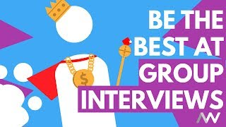 Download Perform at Your Very Best at a Group Interview or Assessment Centre Video