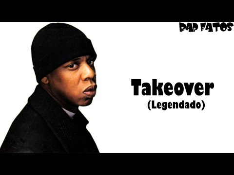Jay-Z - Takeover (Legendado)