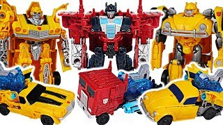 Download Transformers Movie Bumblebee Energon Igniters Power Plus Series Optimus Prime! Go! #DuDuPopTOY Video