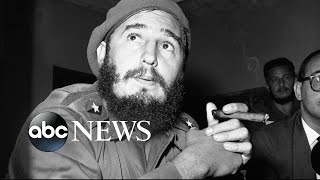 Download Fidel Castro Dies at 90 Video
