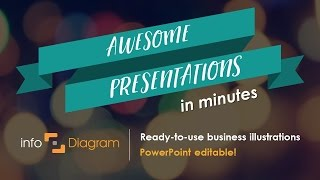 Download Creative Presentations in a minute - PPT Resources Video