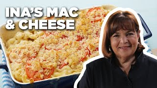 Download How to Make Ina's Mac and Cheese | Food Network Video