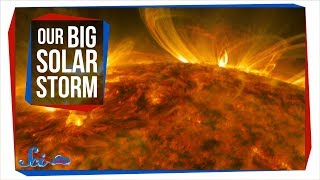 Download The Strongest Solar Flare in Over a Decade Video