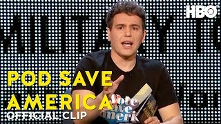 Download 'It's Wages, Not Cages'   Ok, Stop   Pod Save America   HBO Video