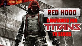 Download Red Hood Confirmed For Titans Series - The Lord Speaks Video