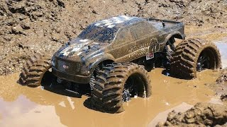 Download RC ADVENTURES - Muddy Monster Truck & Smoke Show - Chocolate Milk & a Slice of Mud Video