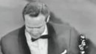 Download Marlon Brando Wins Best Actor: 1955 Oscars Video
