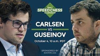Download 2017 Speed Chess Championship: Magnus Carlsen Vs Gadir Guseinov Video