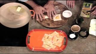 Download RECIPE: Chef Brad Valley's Butternut Squash Ravioli Video