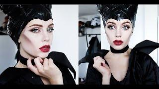 Download Halloween Series: Maleficent Makeup Tutorial Video