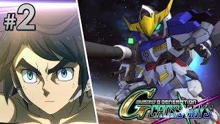 Download #2 鐵血的孤兒 紅色天空的另一端 SD Gundam G Generation: Cross Rays Video