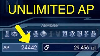 Download Final Fantasy XV: Unlimited AP Trick (Magitek Generator) Video