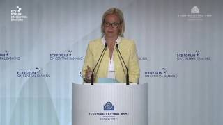 Download ECB Forum: Session 1: Macroeconomic and monetary challenges - 28 June 2016 Video